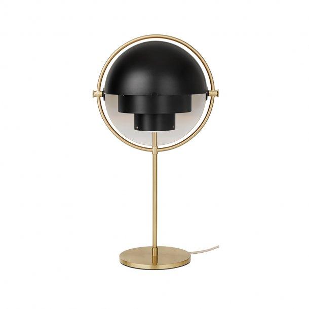 Gubi Multi Lite Table Lamp   Brass Base