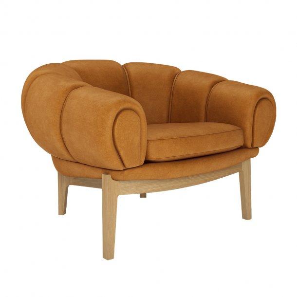 Gubi - Croissant Lounge Chair