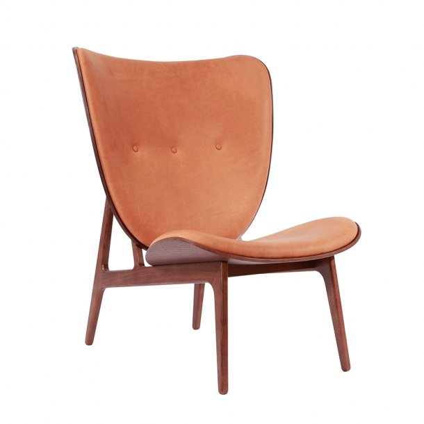 NORR11 - Elephant Lounge Chair | Vintage Leather