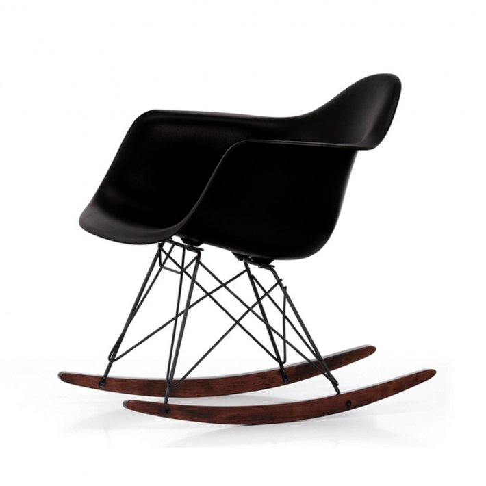Vitra - Eames Plastic Armchair RAR | Pulverlakeret | Ahorn