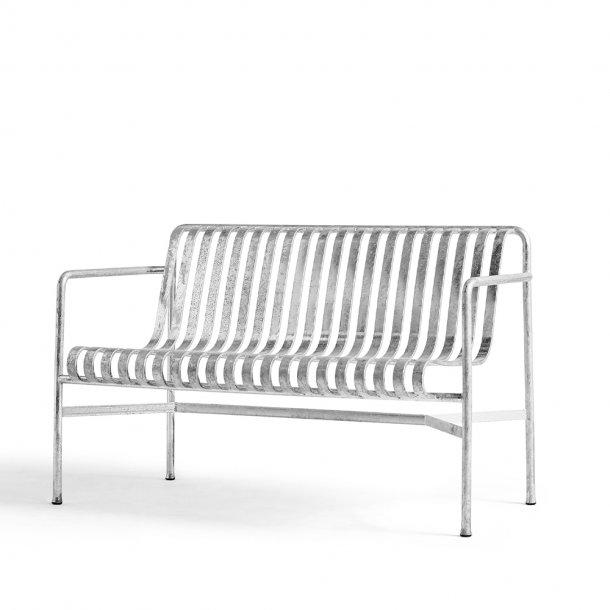 HAY - Palissade Dining Bench | Bænk med Armlæn