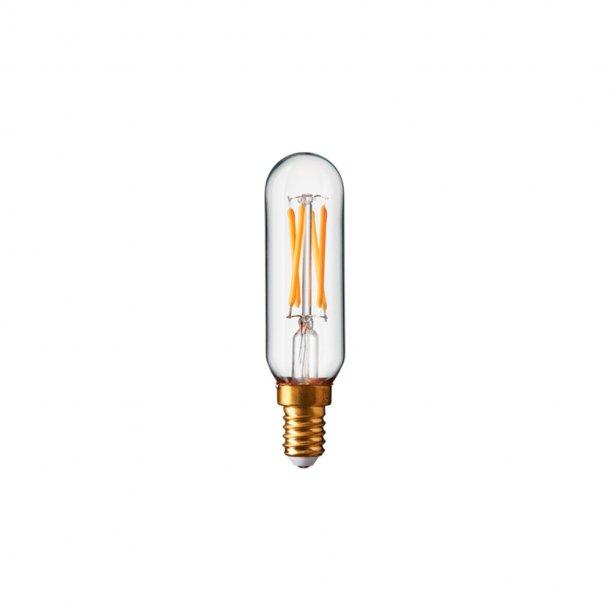 Nuura - E14 | T25 LED | Dæmpbar | 3,5 W | 210 Lumen | 2700 Kelvin