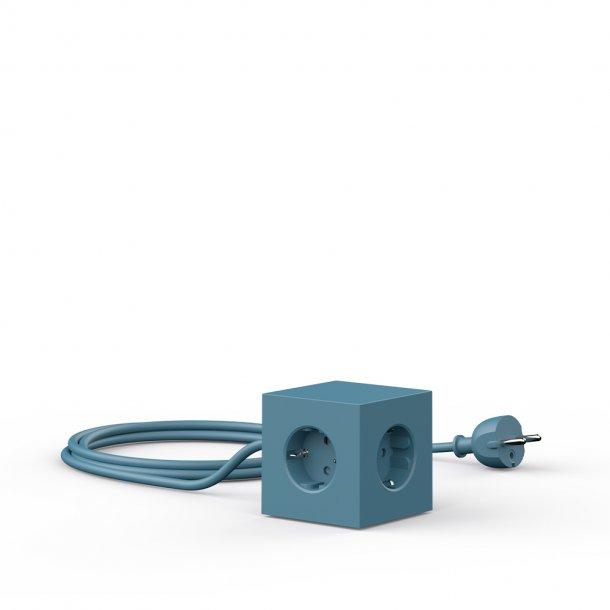 Avolt - Square 1 USB & Magnet | Ocean Blue