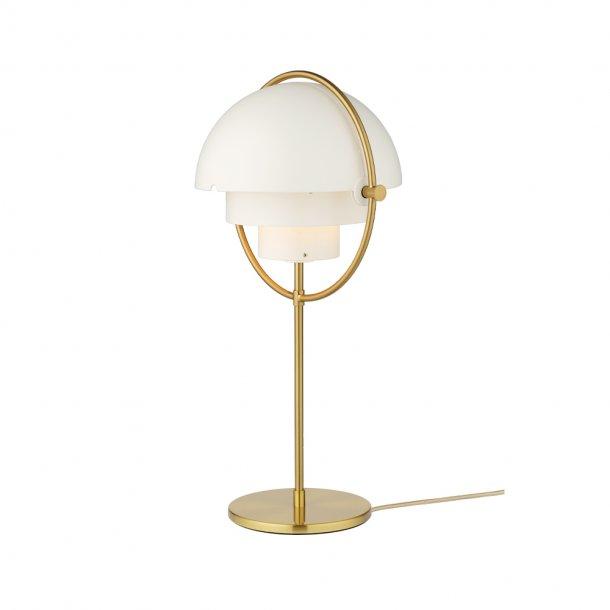 Gubi - Multi-Lite Table Lamp | Brass Base