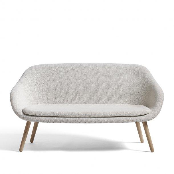 HAY - About a Lounge Sofa | AAL | Sæbebehandlet egetræsben