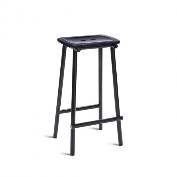 PLEASE WAIT to be SEATED - Tubby Tube   Bar Stool