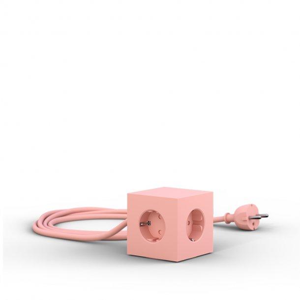 Avolt - Square 1 USB & Magnet | Pink