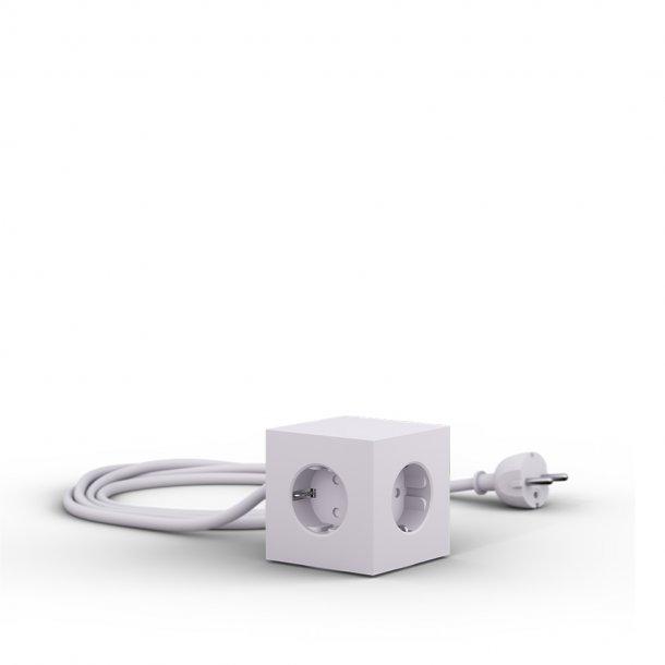Avolt - Square 1 USB & Magnet   Grey