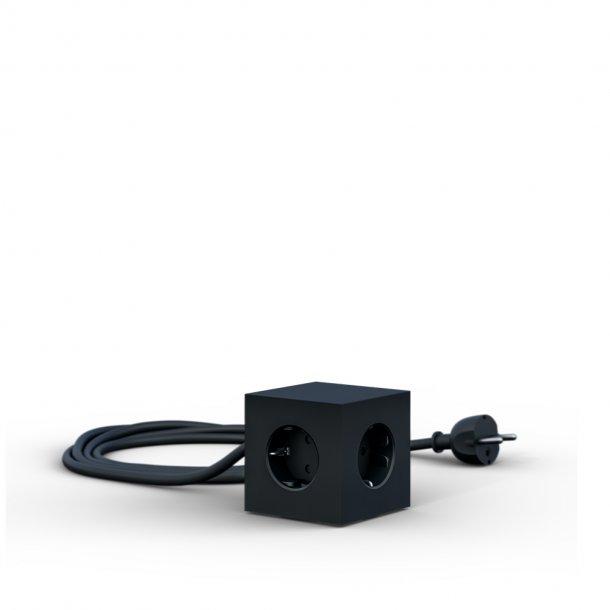 Avolt - Square 1 USB & Magnet   Black