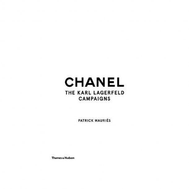 New Mags - Chanel - The Karl Lagerfeld Campaigns