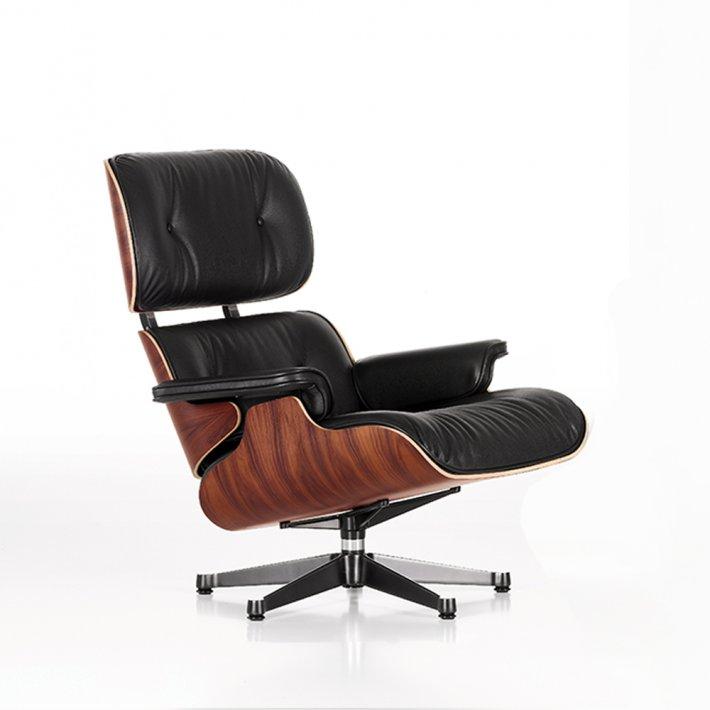 Vitra - Eames Lounge Chair   Santos Palisander