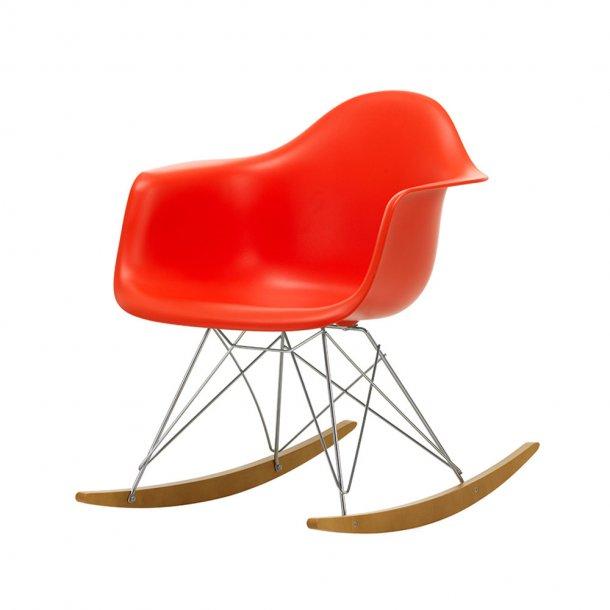 Vitra - Eames Plastic Armchair RAR | Forkromet | Ahorn