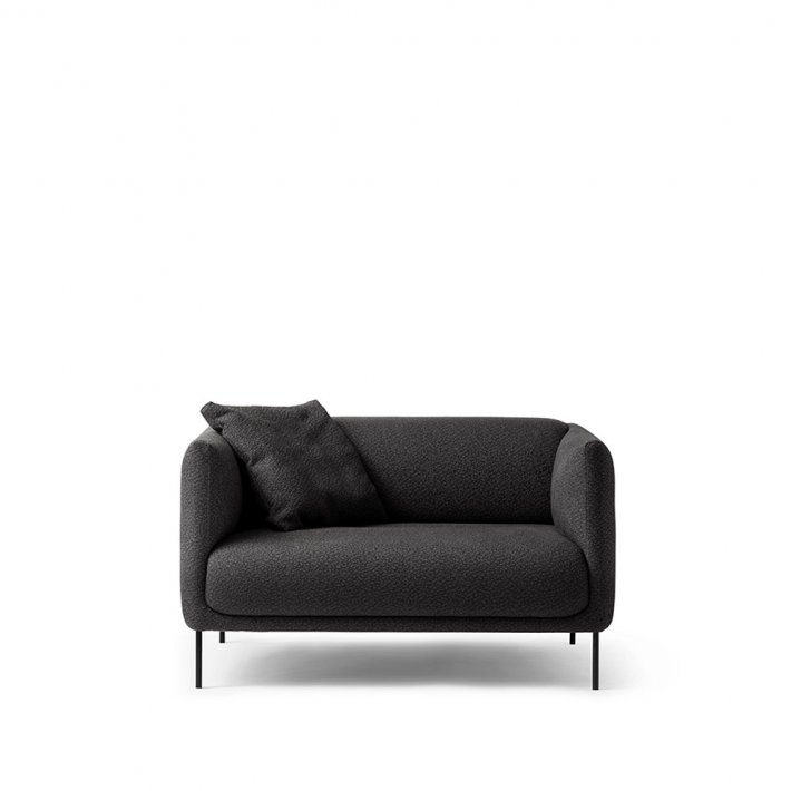 Erik Jørgensen - Konami Loveseat Chair   Model 4961   1,5 pers.   Tekstil
