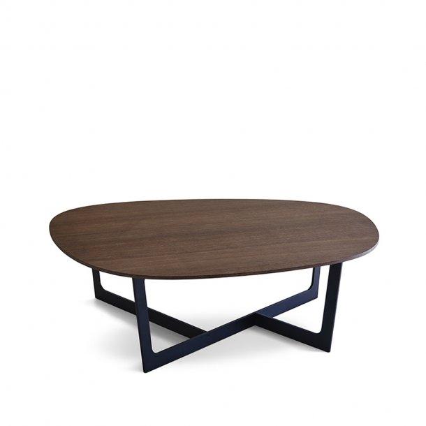 Erik Jørgensen - Insula Table   Sofabord   118x121 cm
