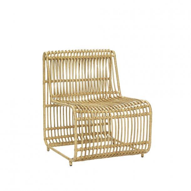 Hübsch - Lounge Chair - H80 cm
