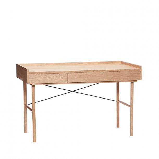 Hübsch - Skrivebord - B120 cm