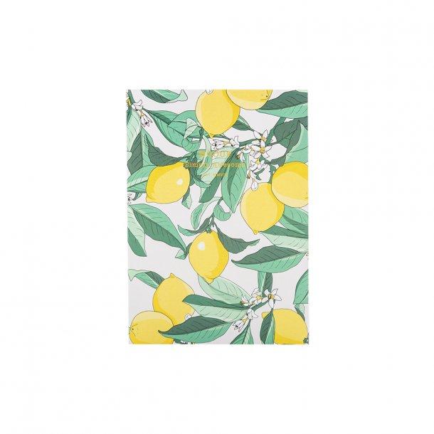 Wouf - Lemon - Notebook A6