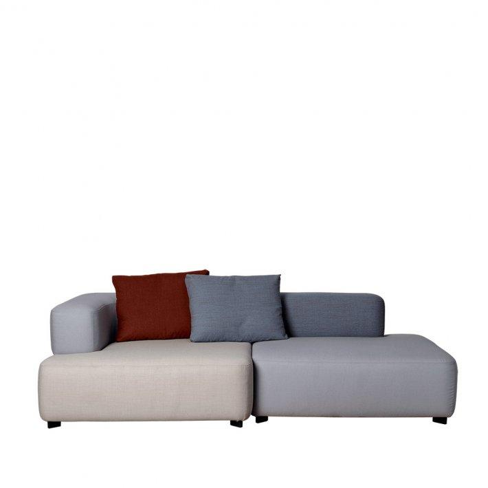 Fritz Hansen - ALPHABET™ sofa   2-pers.