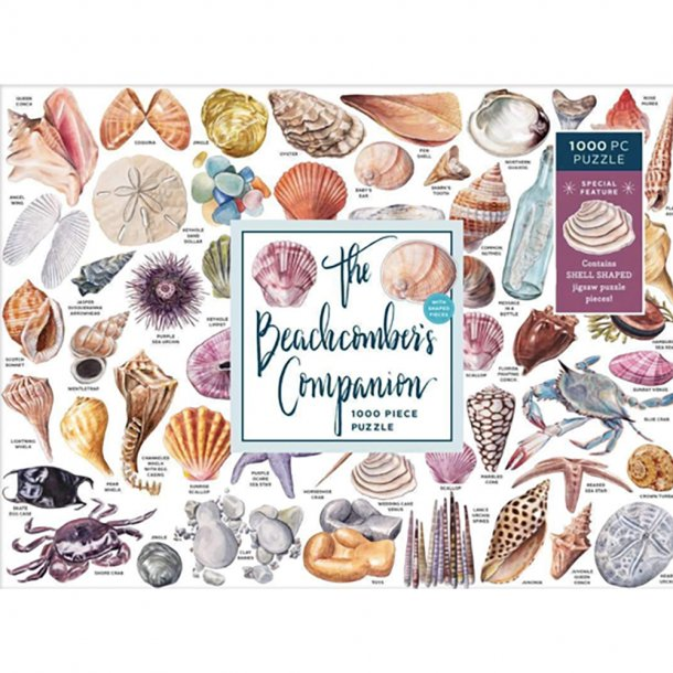 New Mags - The Beachcomber's Companion | 1000 Piece Puslespil