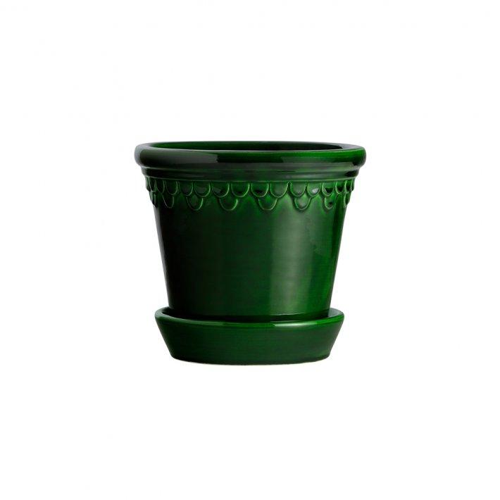 Bergs Potter - Slotspotten Københavner   Green Emerald