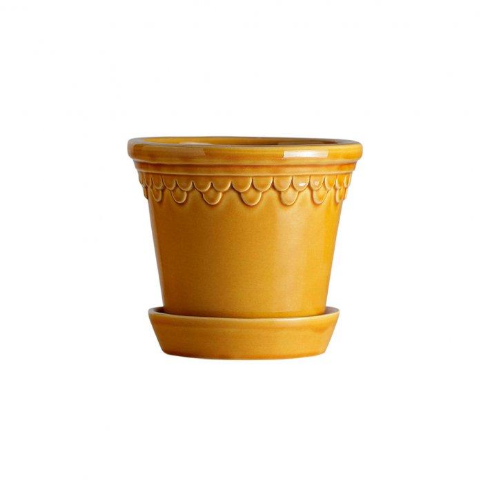 Bergs Potter - Slotspotten Københavner | Yellow Amber