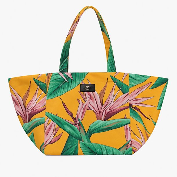 Wouf - Bird of Paradise - Tote Bag XL