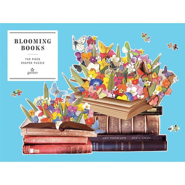 New Mags  - Blooming Books | 750 pieces Puzzle