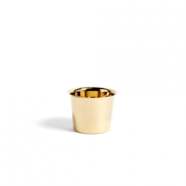 Hay - Botanical Family pot - Brass