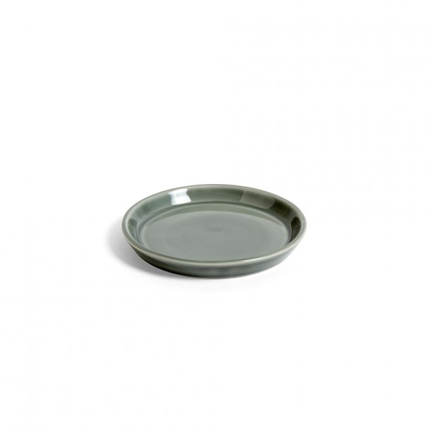 Hay - Botanical Family Saucer - Dusty Green