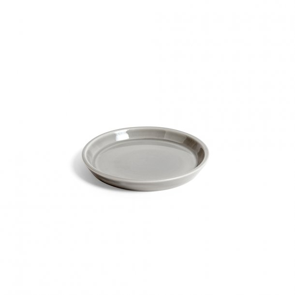 Hay - Botanical Family Saucer - Light Grey