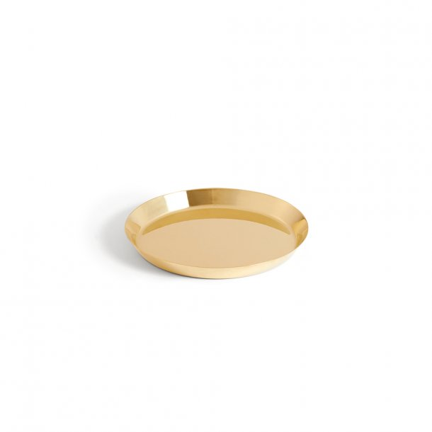 Hay - Botanical Family Saucer - Brass