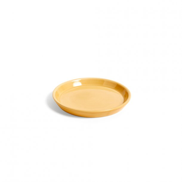Hay - Botanical Family Saucer - Underskål - Warm Yellow