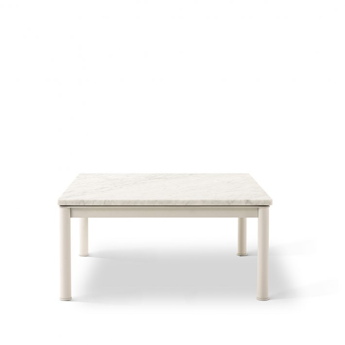 Cassina - LC10-P Outdoor, Sofabord 70x70