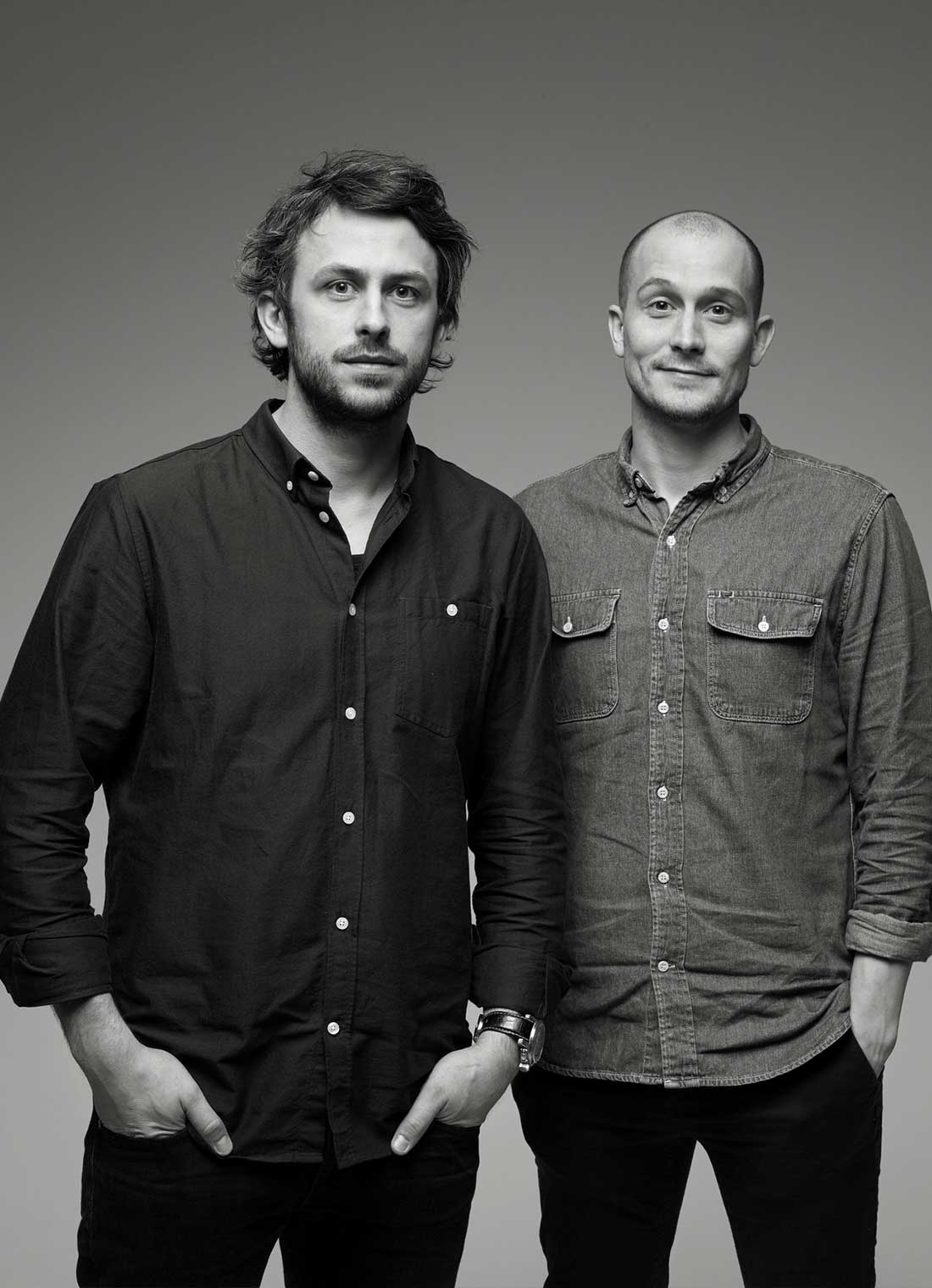 Morten & Jonas