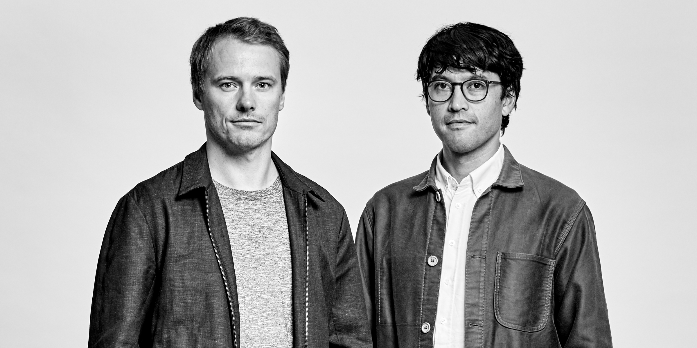 Hallgeir Holmstvedt & Jonah Takagi