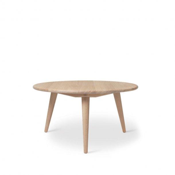 Carl Hansen & Søn - CH008 sofabord | Hvidolieret