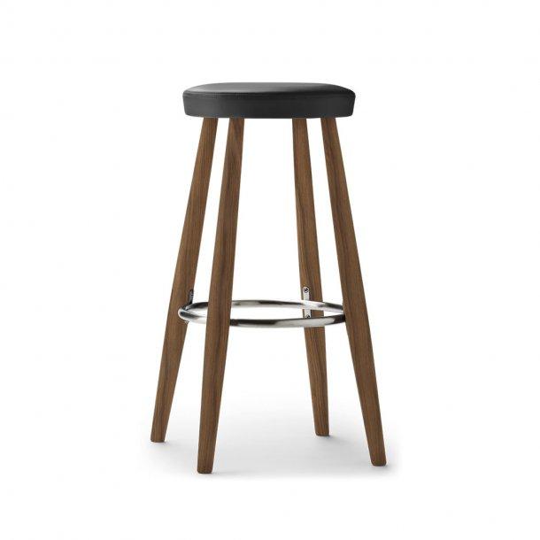 Carl Hansen & Søn - CH56 barstol | Olieret valnød