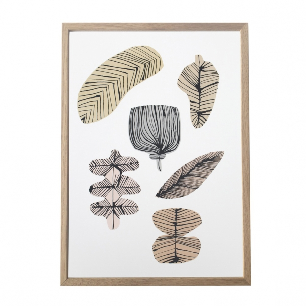 Meyer-Lavigne - Growth Coloured Leafs | Poster