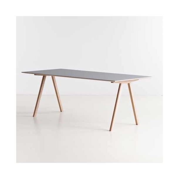 HAY - Copenhague skrivebord CPH10 - L160 cm