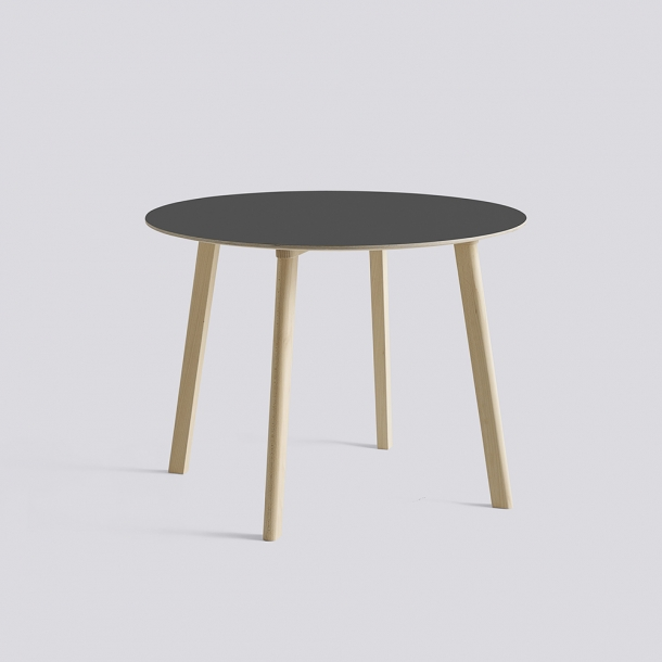 HAY - Copenhague Deux 220 Table - Ø98 cm