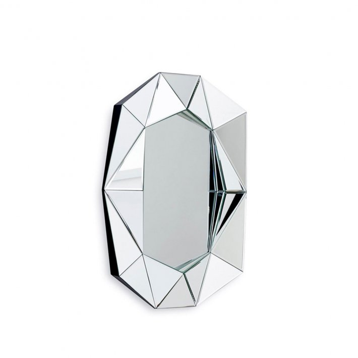 Reflections Copenhagen - Diamond S | Spejl | Silver