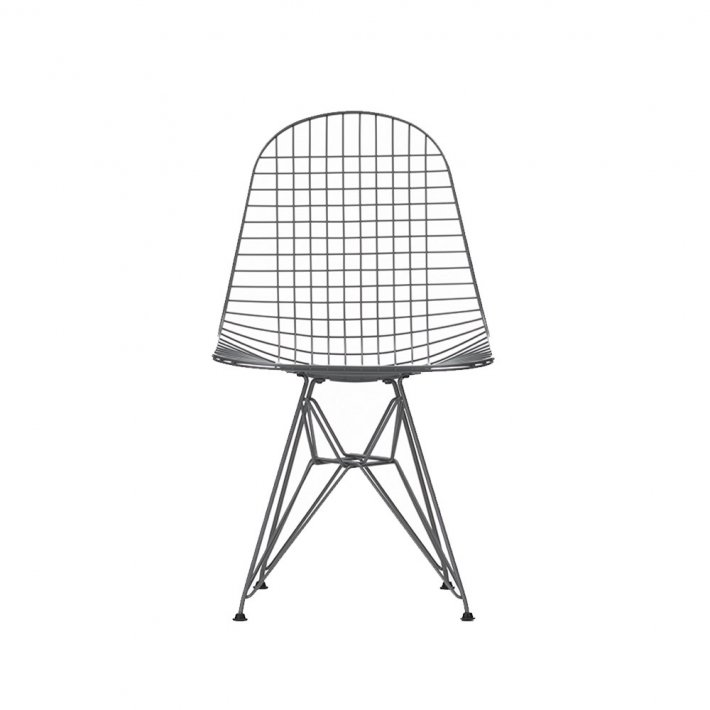 Vitra - Wire Chair DKR