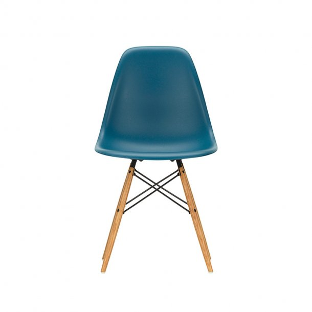 Vitra - Eames Plastic Side Chair DSW - Lyst ahorn