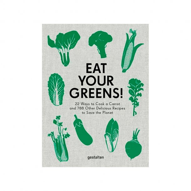 New Mags - Eat Your Greens