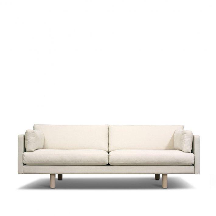 Erik Jørgensen - EJ 220-2L sofa | 2,5 pers., egetræsben, tekstil