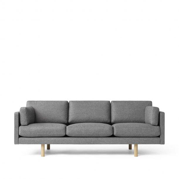 Erik Jørgensen - EJ 220-3 sofa | 3 pers., egetræsben, tekstil
