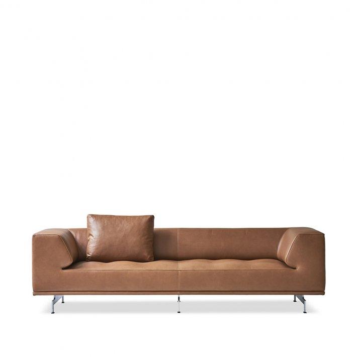 Erik Jørgensen - Delphi sofa EJ 450-E11   2,5 pers., tekstil