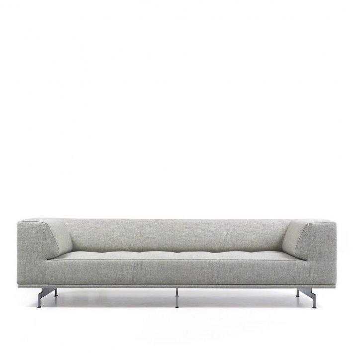 Erik Jørgensen - Delphi sofa EJ 450-E12 | 3 pers., tekstil