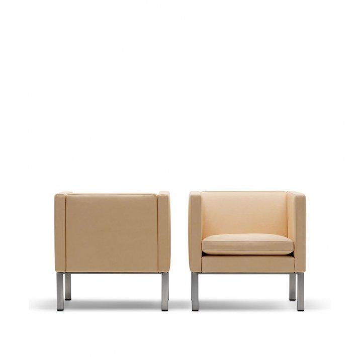 Erik Jørgensen - EJ 50-1 loungestol | Medium, tekstil