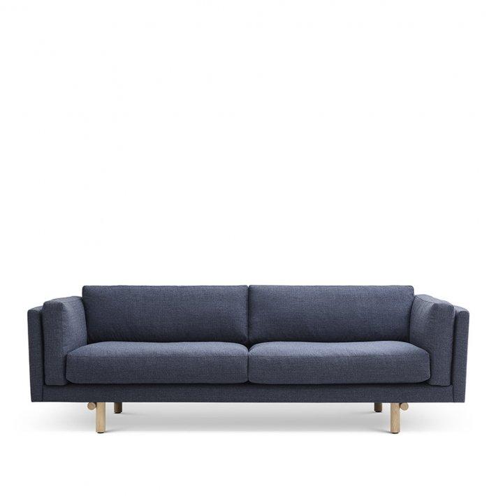 Erik Jørgensen - Indigo sofa EJ 288-2L   2,5 pers., tekstil